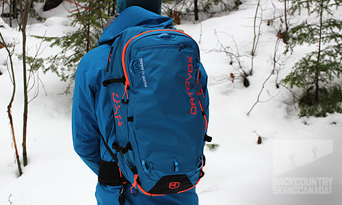 Ortovox Ascent 40 Avabag