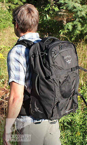 Osprey Farpoint Wheeled Travel Pack