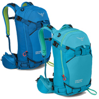 Osprey Kamber 32 and Kresta 30 Packs