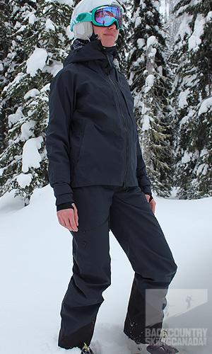 competitive price 1369b 40b07 Peak Performance Women's Teton Ski Pant and Jacket