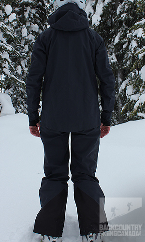 Peak Performance Damen Snowboard Jacke Teton Melange Jacke