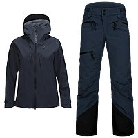 Peak Performance Women's Teton Ski Pant and Jacket