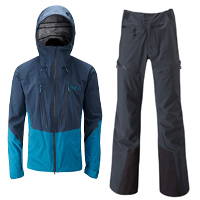 Rab Sharp Edge Jacket and Pants