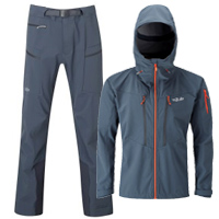Rab Upslope Jacket and Pants