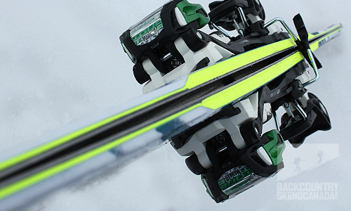 Salomon MTN Explore 95 Skis