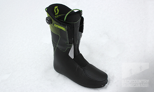 Scott Freeguide Carbon Boots