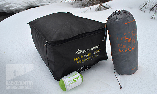 Sea To Summit Sleep system