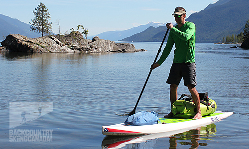 Sea to Summit Stand Up Paddleboard Gear