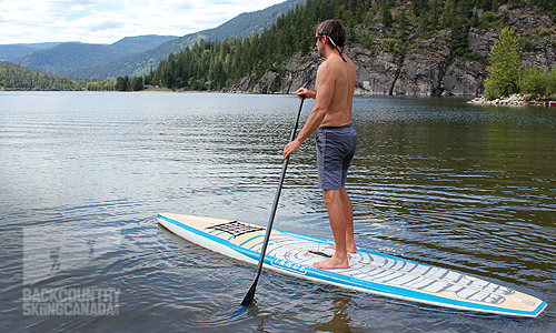 Tahoe Zephyr Stand Up Paddle Board