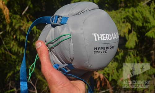 Thermarest Hyperion 32F Sleeping Bag