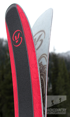 Voile X7 Skis