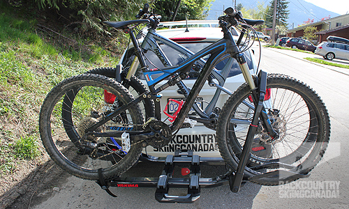 Yakima DrTray Bike Rack