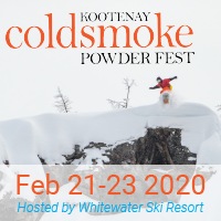Whitewater Coldsmoke Powder Festival