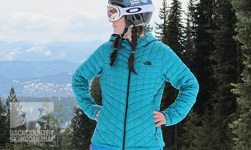 1e184b09c8 The North Face Women s ThermoBall Hoodie - REVIEW