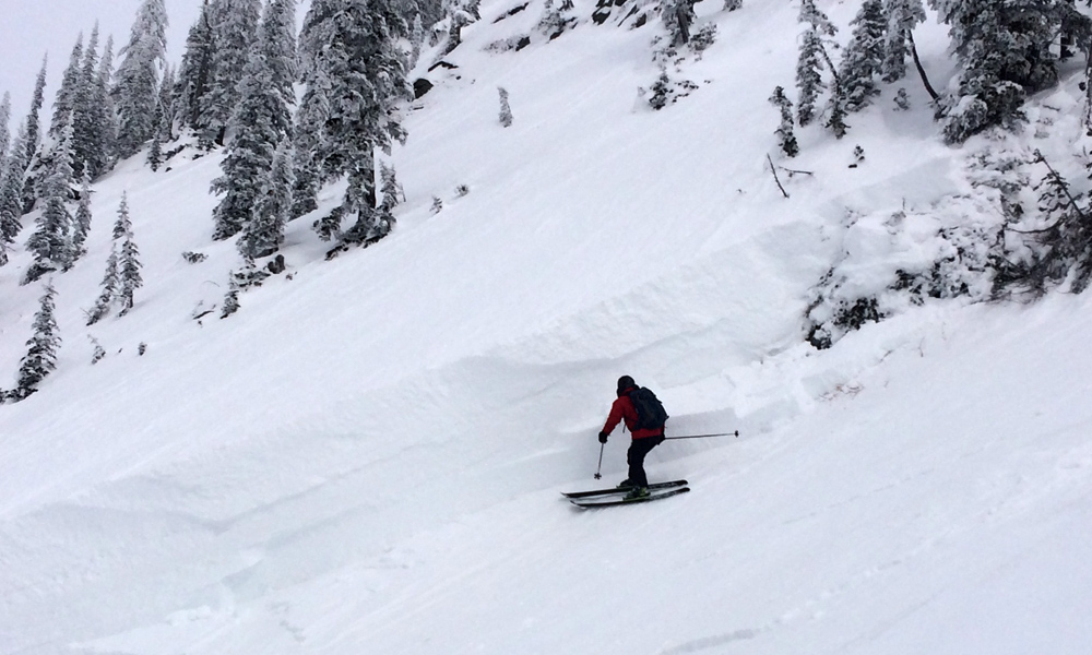 Avalanche Conditions Report: BIG Results
