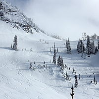 Avalanche Conditions Report VIDEO