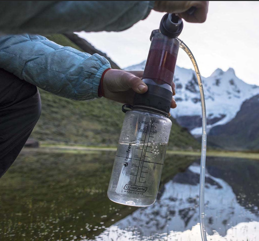 Stay healthy in the backcountry by knowing these Water Treatment Basics