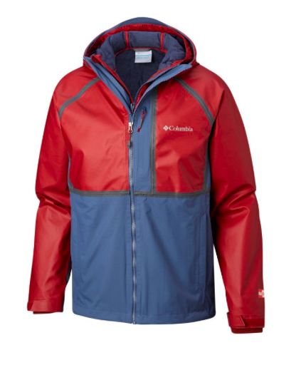 Columbia OutDry Rogue Interchange Jacket