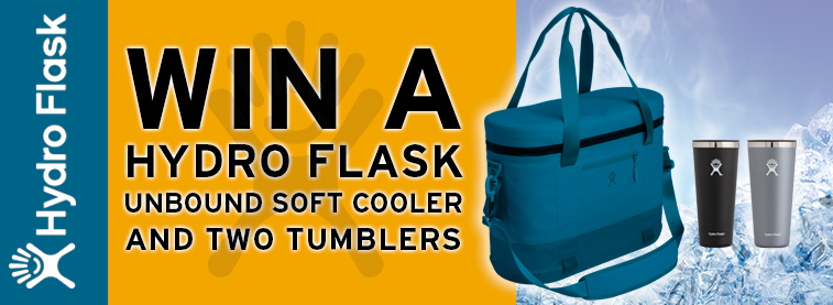 Win A Hydro Flask Unbound Cooler Tote & Two Tumblers
