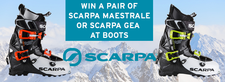 Scarpa Maestrale AT Boots