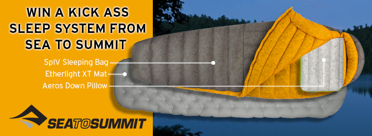 Win the Ultimate Sea To Summit Sleep System
