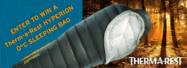 Therm-a-Rest Hyperion 0°C Sleeping Bag
