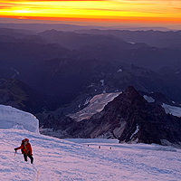Celebrating 50 - Mount Rainier Style