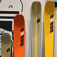 Sneak Peek: Next Season's New K2 Mindbender Skis