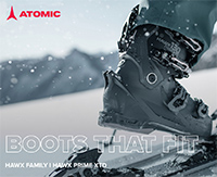 Sneak Peek: Atomic Hawx Prime XTD 130 Boots
