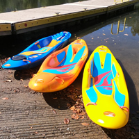 Bellyak—The next big Summer Paddle Sport - VIDEO