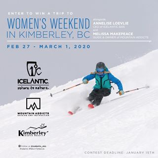 Icelantic Women's Weekend