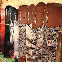 Sneak Peek: New 2020/21 Weston Snowboards - VIDEO