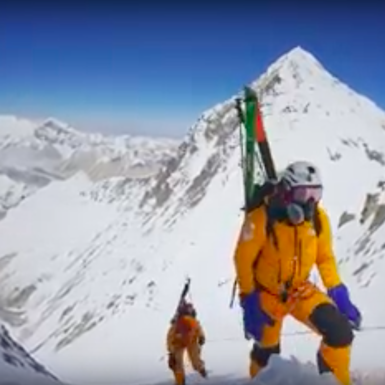 The North Face Presents: Lhotse - VIDEO