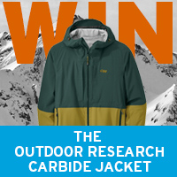 WIN an Outdoor Research Carbide Jacket