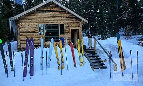 Beartooth Powder Guides Woody Creek Cabin
