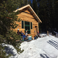 Woody Creek Cabin and Mt Zimmer Yurt