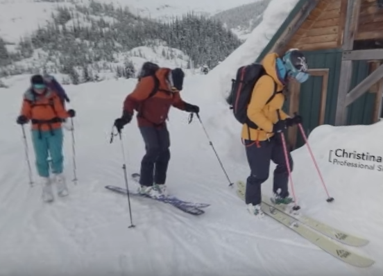 Arc'teryx 360. Hut Magic Video