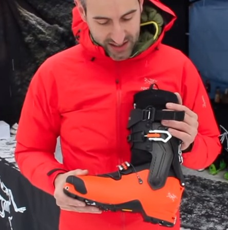 Arc'teryx Issues Voluntary recall of Procline Boot