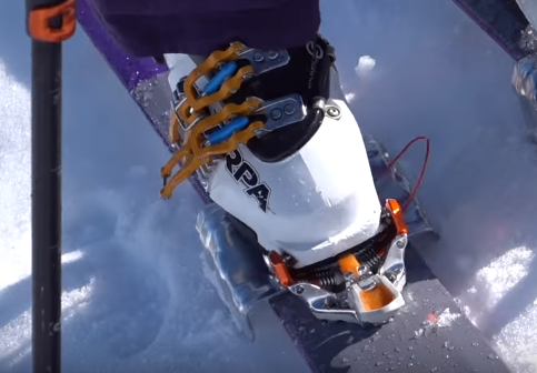Ski Crampons 101 from G3-- Video