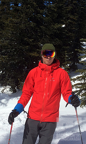Arc'teryx Alpha IS  Jacket