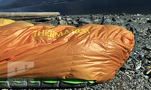 Therm-a-rest Oberon Sleeping Bag