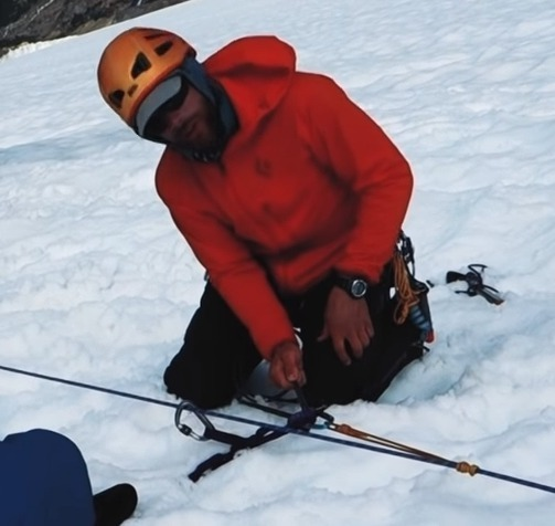 Crevasse Rescue Video