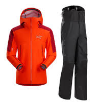 Arc'teryx Rush LT Jacket and Pants