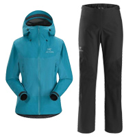 Arc'teryx Beta SL Women's Jacket and Pants Review