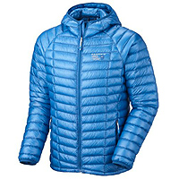 For Sale: Mountain Hardwear Ghost Whisperer hooded Down Jacket