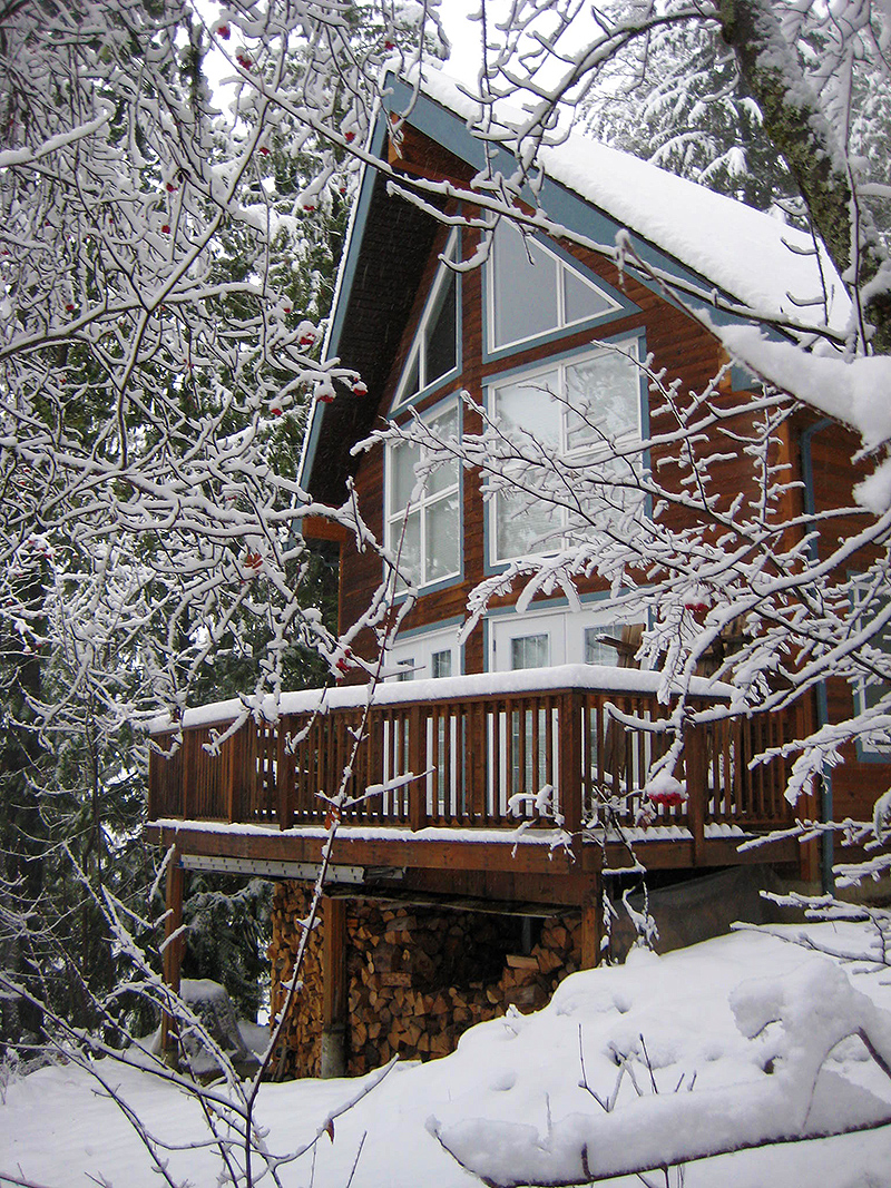 Nelson BC House rental